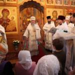 Image for 23 октября 2010 года состоялось долгожданное великое архиерейское освящение Успенского храма в Демьяново города Клина. Но сначала немного истории.