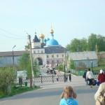 Image for Вахта памяти в  селе Букань Калужской области с заездом в Оптину Пустынь, 2010г.
