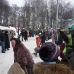 Image for 27 февраля 2011 года в усадьбе Демьяново состоялись традиционные масленичные гуляния.