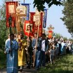 Image for 28 августа 2011 года – Успение Пресвятой Владычицы нашей Богородицы и Приснодевы Марии, престольный праздник церкви Успения Богородицы в Демьяново.