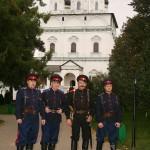 Image for Казаки в Иосифо-Волоцком монастыре