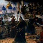 Image for 25 января 1610 года закончилась шестнадцатимесячная осада Троице-Сергиевого монастыря
