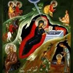 Image for Обновился мир. О чем говорит икона Рождества?