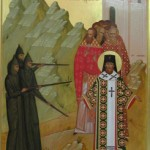 Image for Чьи чувства оскорбляют красноармейцы на иконах новомучеников?