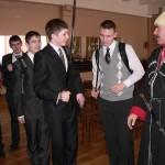 Image for В марте 2013 года казаками КГКО проводилась активная работа по патриотическому воспитанию молодежи в клинских школах