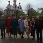 Image for Клинские трезвенники побывали у талдомских соратников