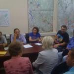 Image for 3 августа 2013 г состоялись общественные слушания по вопросу строительства храма Серафима Саровского в Клину