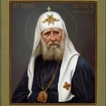 Image for 9 октября казаки Клинской сотни присутствовали на богослужении в храме святителя Тихона