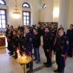 Image for 26 октября состоялось верстание казаков МОКО СКР