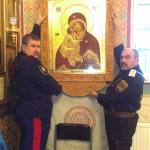 Image for 3 ноября 2013г в храме Успения Пресвятой Богородицы была установлена Донская икона Божией Матери