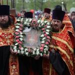 Image for 3 и 4 мая в Клину находилась чудотворная  икона Божией Матери «Неупиваемая Чаша»