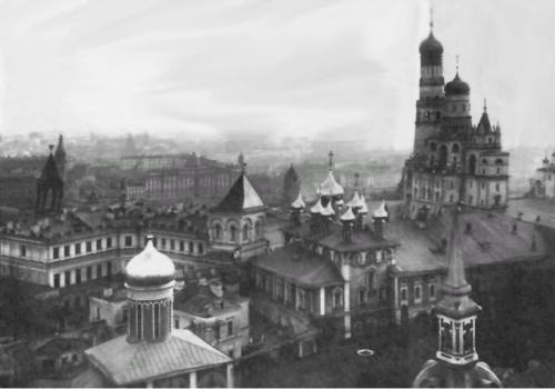 85221 i 026 Путин предложил восстановить монастыри и церковь на территории Московского Кремля