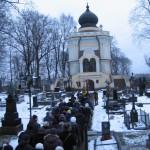 Image for В Петербурге, в день памяти святого мученика Вонифатия, прошел традиционный крестный ход православных трезвенников