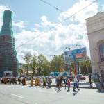 Image for Крестный ход трезвенников прошел в Санкт-Петербурге