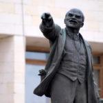 Image for В Калуге памятник Ленину убрали с главной площади города